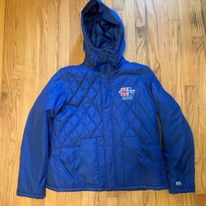 Super Bowl XL Detroit 2006 Official Puffer Jacket